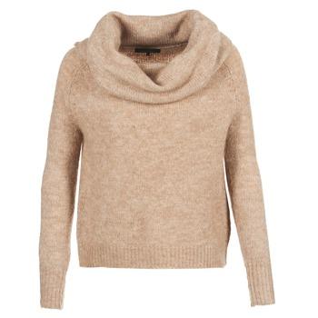衣服 女士 羊毛衫 Only BERGEN 米色