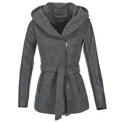 衣服 女士 大衣 Only LISFORD 灰色