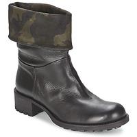鞋子 女士 短筒靴 JFK TARZAN 黑色