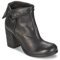 鞋子 女士 短靴 JFK GUANTO 黑色
