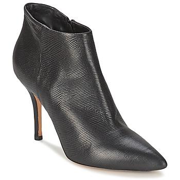 鞋子 女士 短靴 JFK LIZARD 黑色