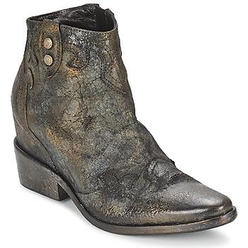 鞋子 女士 短靴 Strategia XIOT 灰色
