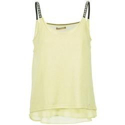 衣服 女士 无领短袖套衫/无袖T恤 Les P'tites Bombes BRICCOM 黄色