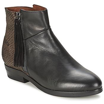 鞋子 女士 短筒靴 Coqueterra PATRICE 黑色