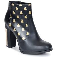 鞋子 女士 短靴 Miista ALAYNA 黑色