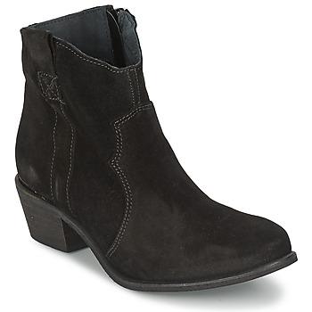 鞋子 女士 短筒靴 Shoe Biz BROPE 黑色
