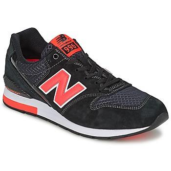 鞋子 球鞋基本款 New Balance新百伦 MRL996 黑色 / 红色