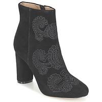 鞋子 女士 短靴 Bocage ELLIOT 黑色