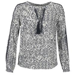 衣服 女士 女士上衣/罩衫 Vila VIETNO 灰色 / 白色