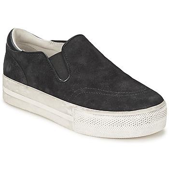 鞋子 女士 平底鞋 Ash 艾熙 JUNGLE 黑色