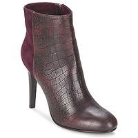 鞋子 女士 短靴 Alberto Gozzi GRINGO MANDORLA 波尔多红