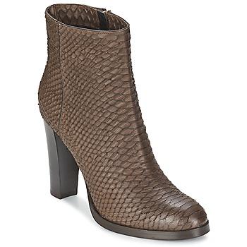 鞋子 女士 短靴 Alberto Gozzi MADRID T MORO 棕色