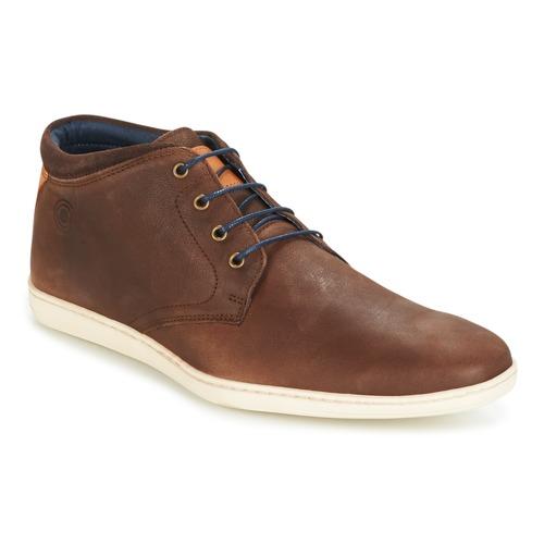 鞋子 男士 短筒靴 Casual Attitude CALER 棕色