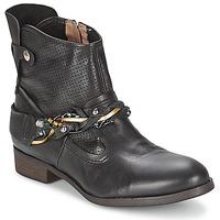 鞋子 女士 短筒靴 Regard SOFAXO 黑色