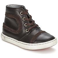 鞋子 男孩 短筒靴 Tartine Et Chocolat JR URBAIN 巧克力色