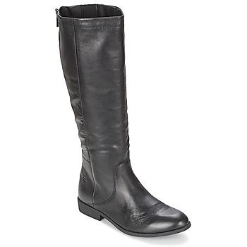 鞋子 女士 都市靴 Bullboxer TULIPIANO 黑色