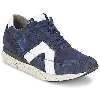鞋子 女士 球鞋基本款 OXS JAZZ 海蓝色