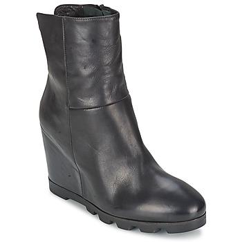 鞋子 女士 短靴 OXS IGLOO 黑色