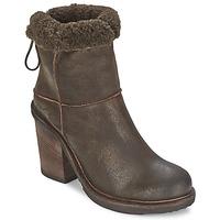 鞋子 女士 短靴 OXS MUCELAGO 棕色