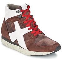 鞋子 女士 高帮鞋 OXS JAZZ 波尔多红