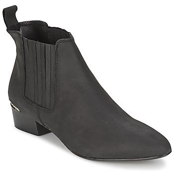 鞋子 女士 短筒靴 KG by Kurt Geiger SLADE 黑色