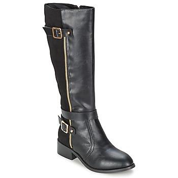 鞋子 女士 都市靴 Moony Mood IMMA 黑色
