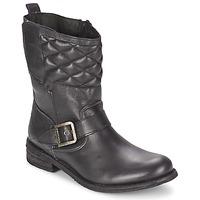 鞋子 女士 短筒靴 Felmini GREDO ELDO 黑色
