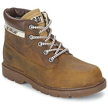 鞋子 儿童 短筒靴 Caterpillar COLORADO PLUS 米色