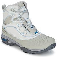 鞋子 女士 登山 Merrell 迈乐 SNOWBOUND MID WTPF 灰色