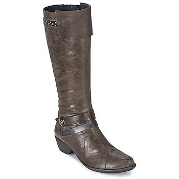 鞋子 女士 都市靴 Dorking NINA 灰色