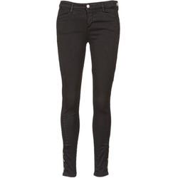 衣服 女士 紧身牛仔裤 Acquaverde ALFIE 黑色