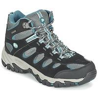 鞋子 女士 登山 Merrell 迈乐 RIDGEPASS MID GTX 灰色