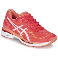 鞋子 女士 跑鞋 Asics 亚瑟士 GEL-KAYANO 23 W 玫瑰色