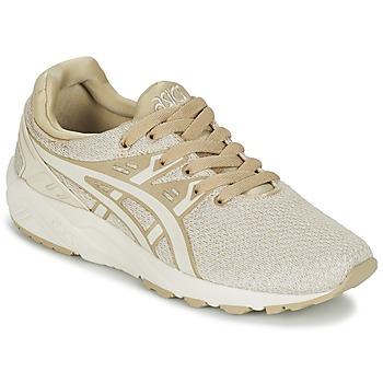 鞋子 球鞋基本款 Asics 亚瑟士 GEL-KAYANO TRAINER EVO 米色