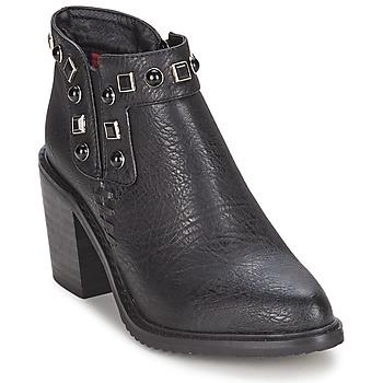 鞋子 女士 短靴 Gioseppo MOSENA 黑色