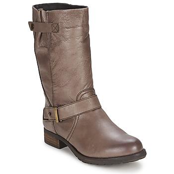 鞋子 女士 都市靴 Gioseppo FREIRE 灰褐色