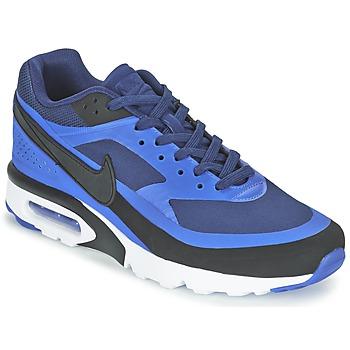 鞋子 男士 球鞋基本款 Nike 耐克 AIR MAX BW ULTRA 蓝色 / 黑色