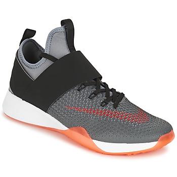 鞋子 女士 训练鞋 Nike 耐克 AIR ZOOM STRONG W 灰色 / 黑色
