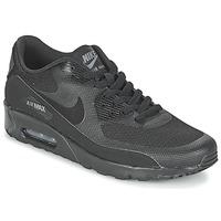 鞋子 男士 球鞋基本款 Nike 耐克 AIR MAX 90 ULTRA 2.0 ESSENTIAL 黑色