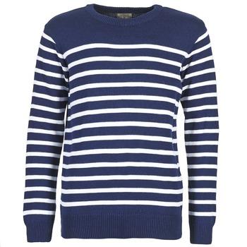 衣服 男士 羊毛衫 Casual Attitude FARCIELLE 海蓝色 / 白色