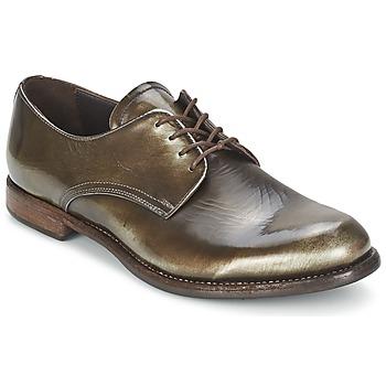 鞋子 女士 德比 n.d.c FULL MOON MIRAGGIO 黑色 / Moiré