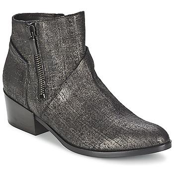 鞋子 女士 短筒靴 Janet&Janet VILLIA 黑色