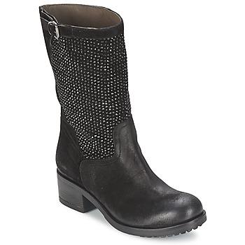 鞋子 女士 短筒靴 Now DIOLA 黑色