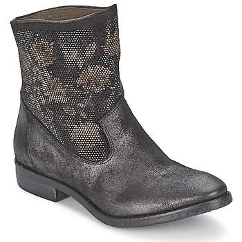 鞋子 女士 短筒靴 Now FALI 黑色