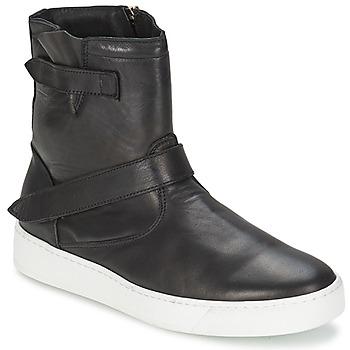 鞋子 男士 短筒靴 Ylati CAPPELLA 黑色