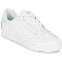 鞋子 球鞋基本款 Diadora 迪亚多纳 B.ELITE 白色