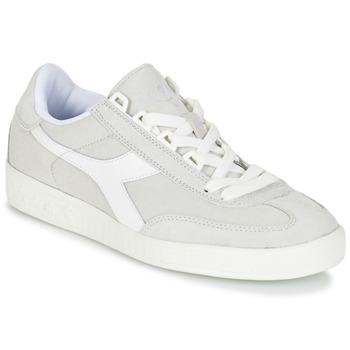 鞋子 球鞋基本款 Diadora 迪亚多纳 B.ORIGINAL 灰色