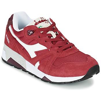 鞋子 球鞋基本款 Diadora 迪亚多纳 N9000 III 红色