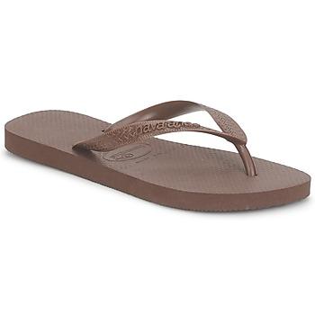 鞋子 人字拖 Havaianas 哈瓦那 TOP 棕色
