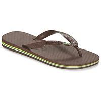 鞋子 人字拖 Havaianas 哈瓦那 BRASIL 棕色